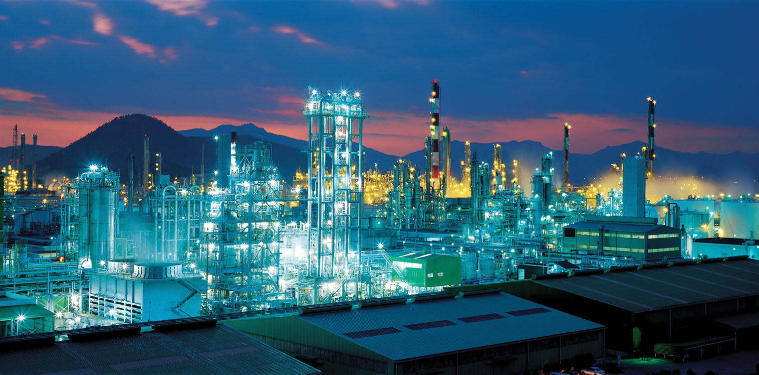 Asian petrochemical industries